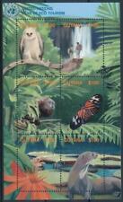 [326826] Guyana 2002 Fauna good Sheet very fine MNH