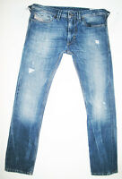 *HOT Men's DIESEL @ THANAZ Art 8B9 - Slim SKINNY Denim Jeans 30 x 30 (Fit 31x30)