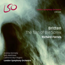 Benjamin Britten : Britten: The Turn of the Screw CD (2013) ***NEW***