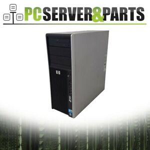 HP Z400 6D 475W 4-Core 2.66GHz X5550 Win10 Pro Wholesale Custom To Order