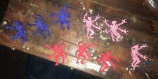 Revenge / Attack From Mars Pinball Machine Playfield Alien Martian Figures