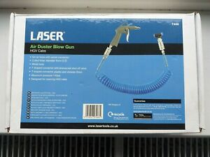 Laser 7466 Air Duster Blow Gun For HGV Cabs