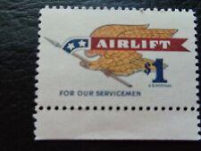 Scott #1341  $1 Airlift Stamp : Unused, OG, NH,