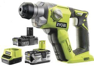 Ryobi 18v One+ Cordless 4 Mode SDS Drill  - R18SDS-0