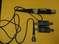 Tektronix P6021 AC current probe 125 turns with p6021 And p6022 Terminations