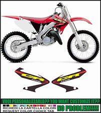 kit adesivi stickers compatibili cr 125 r 2003