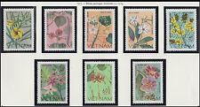 Rep Socialiste VIETNAM N°64/71** Fleurs  1977, Vietnam Sc#884-891 Flowers MNH