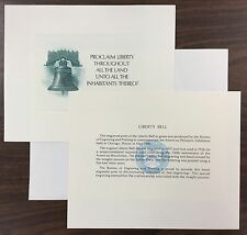 {BJ Stamps} US, BEP Souvenir Cards, B85-6 Spider Press, 1985. Mint. '17 CV $175.