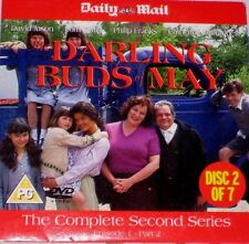 Darling Buds Of May - Disc 2 - Second Series -  Episode 1 Part 2 (DVD), 51mins.