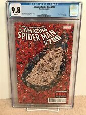 AMAZING SPIDER-MAN #700   Death Of PETER PARKER   CGC 9.8