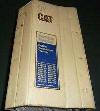 CAT CATERPILLAR D6R III TRACTOR DOZER BULLDOZER SERVICE SHOP REPAIR BOOK MANUAL