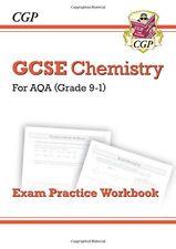 New Grade 9-1 GCSE Chemistry: AQA Exam Practice Workbook (CGP GCSE Chemistry 9,