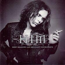 HIM : DEEP SHADOWS AND BRILLIANT HIGHLIGHTS / CD - NEU