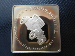 HUNGARY / 1000 FORINT - FORD T- MODEL / 2006 PROOF - UNC