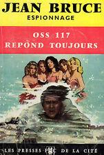 OSS 117 répond toujours / n° 13 // Jean BRUCE // Espionnage