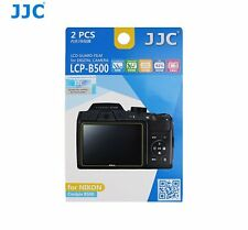 JJC Lcp-b500 LCD Screen Protector Guard Film for Nikon Coolpix B500 Camera