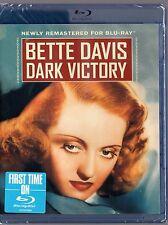 Dark Victory (Blu-ray Disc, 2015) Betty Davis, Humphrey Bogart, George Brent