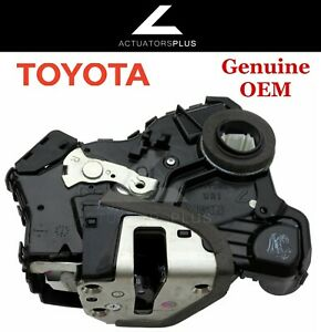Replace OEM: 69030-06200 for Toyota Camry Corolla 4Runner Tundra Front Right Passenger Side Door Latch OTUAYAUTO Door Lock Actuator Scion XB TC Lexus ES350 RX350