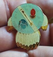 1988 Conclave Pipsico lapel pin pre-owned Order of the Arrow Gathered to Serve