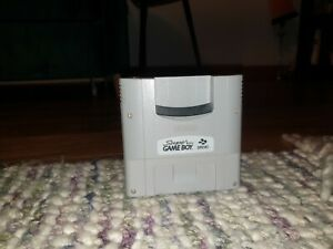 Super Gameboy Super Nintendo SNES Cartridge PAL