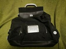 Vintage Reebok Blacktop Backpack Bag 90`s