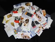 200 x 0,55, 200 mal Briefmarken Deutschland zu 0,55 bzw. 0,56, nominal € 110,00