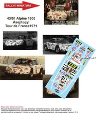 T269 DECALS 1//43 DENTIFRICE ASEPTOGYL