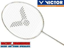 VICTOR THRUSTER F CLAW 2 ULTIMATE ATTACK BADMINTON RACKET 4UG5 CHOICE OF STRING