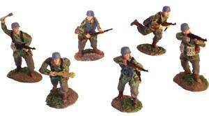 Corgi Forward March WWII German Fallschirmjeager Set Figures US59009 Retired New