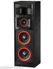 """Cerwin Vega XLS-28 Dual 8"""" 3 Way Subwoofer Floor Standing Tower Speaker New"""