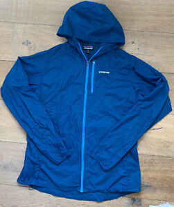 Patagonia women's Houdini Hooded Windbreaker Jacket Excellent Condition