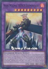 Yu-Gi-Oh ! Néos Magma, HEROS Elémentaire SHVA-FR034 (SHVA-EN034) VF/SUPER