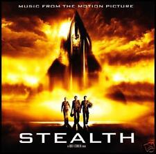 STEALTH - SOUNDTRACK CD INCUBUS~FRAY~KASABIAN +++ *NEW*