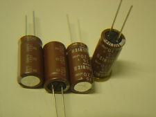 RFS-35V221MI6  8 pcs 220uF 35V ELNA SILMIC II AUDIO Capacitor br NEU Kondensator