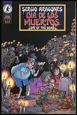Sergio Aragones Dia De Los Muertos Day of the Dead Comic bagged & boarded Groo 1