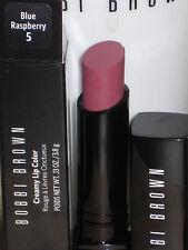 NIB LED Bobbi Brown  creamy lip in color of BLUE RASPBERRY #5