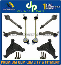 VOLVO 850 S70 V70 XC 2-BOLT CONTROL ARM ARMS 2-BOLT SWAY BAR TIE RODS KIT 8pc