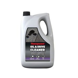 THOMPSON'S OIL AND DRIVE CLEANER 1 LITRE OIL REMOVER