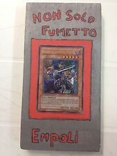 YU GI OH PARSHATH CAVALIERE OSCURO PTDN-IT082 1° EDIZIONE - NEAR MINT ITALIANO