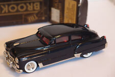 BROOKLIN BRK 40 1948 CADILLAC DYNAMIC FAST BACK COUPE 1/43