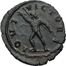 POSTUMUS Authentic Ancient Gallic 268AD Cologne Roman Coin w JUPITER i66928