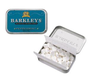 Barkleys Peppermint Pfefferminz-Pastillen 6 x 50 gr.