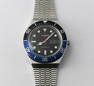 Timex M79 Automatic 40mm Watch - TW2U29500ZV - MINT CONDITION