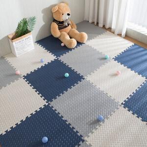 EVA Interlocking Foam Mat Floor Mats Heavy Duty Puzzle Baby Kids Playmat 6PCS AU