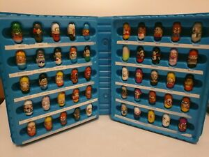 Mighty Beanz x 50 with carry case