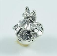 50Genuine Authentic Pandora Sterling Silver Forest Fairy Charm 791734