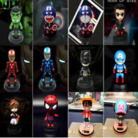 Car Decoration Hero Toy Car Accessories/Dashboard for Car/ Interior Deco Fashion