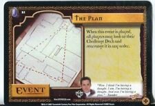 Buffy CCG TCG Angels Curse Limited Edition Card #21 The Plan