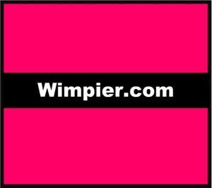 Wimpier.com - Premium Rare 1 word Dictionary Domain Name BRANDABLE 7 letter
