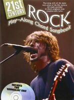 21st Century Rock Playalong Chord Songbook, New Books